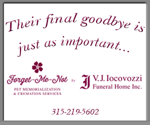 CNYHomepage Obituaries - Online Obituaries, Funeral Notices and